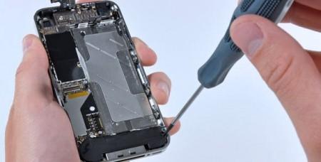 Servicio técnico de dispositivos móviles